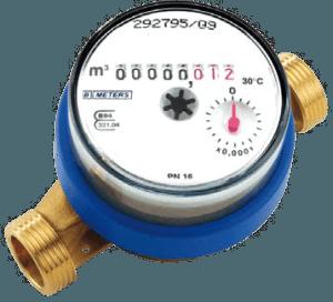 Wodomierz - GSD8 - jednostrumieniowy suchobieżny